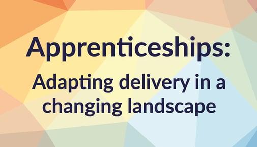 Apprenticeships webinar 1
