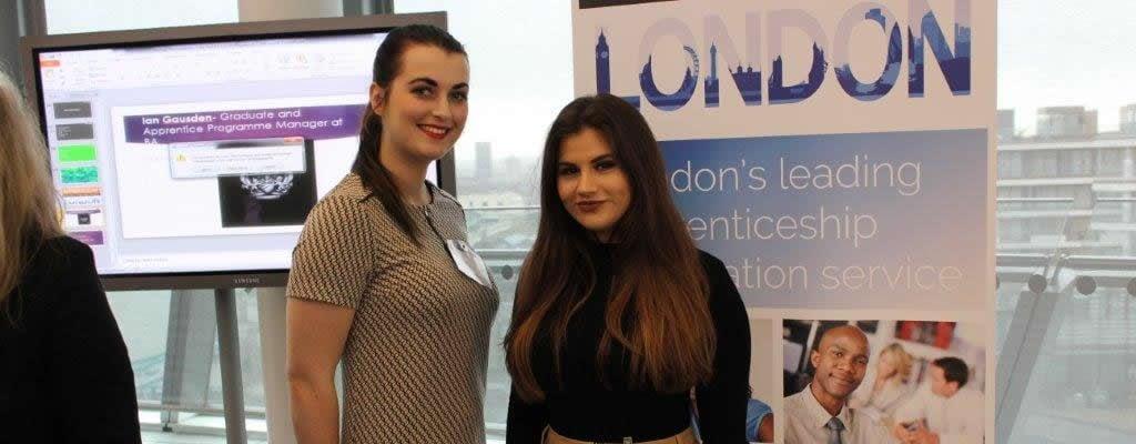 Former Croydon apprentice shares