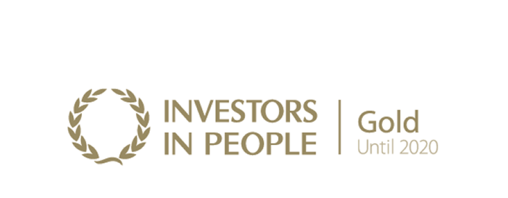 We are pleased to announce we have been re-accredited Investors In People Gold!